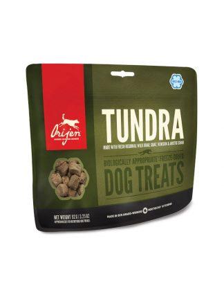 orijen tundra priboljški za pse