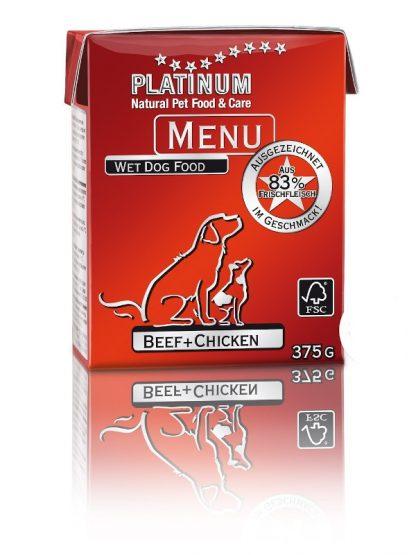 platinum govedina piščanec