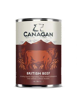 canagan konzerva british beef