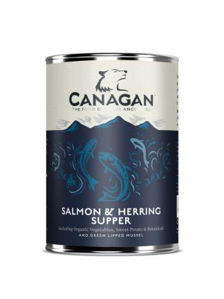 canagan konzerva salmon herring