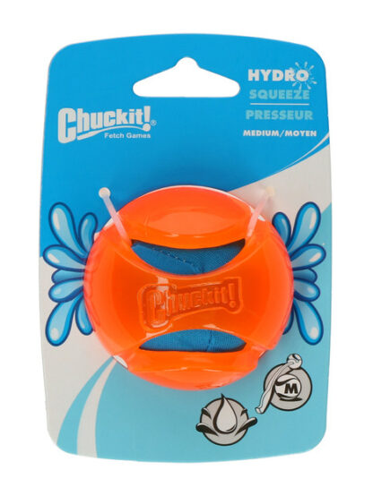 chuckit hydrosqueeze žoga