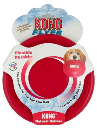 Kong Flyer mehak gumijast frizbi za pse