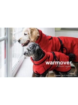 warmup topel plašček za pse