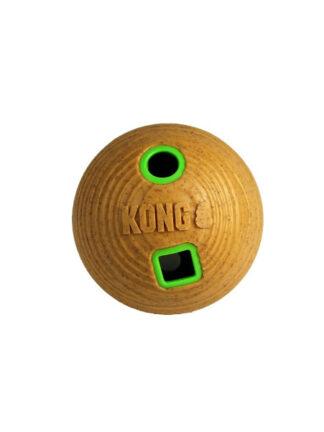 kong bamboo feeder žoga
