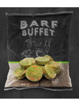 barf buffet veggie mix