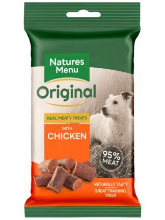 natures menu priboljški piščanec