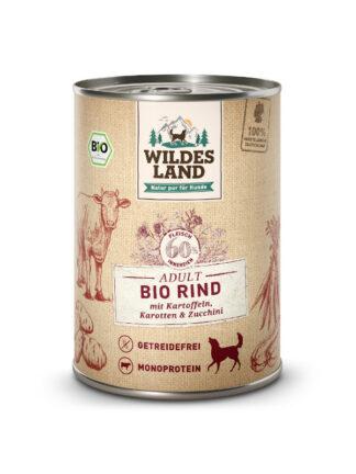 wildes land bio govedina