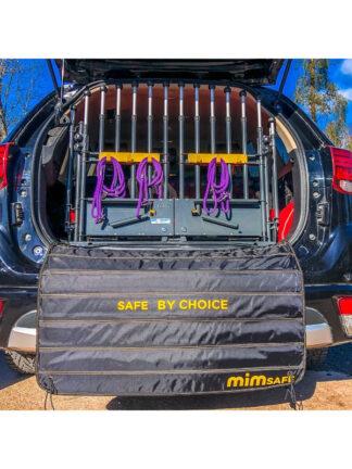 varnostna vrata za prtljažnik
