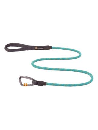 ruffwear aurora teal povodec knot a leash