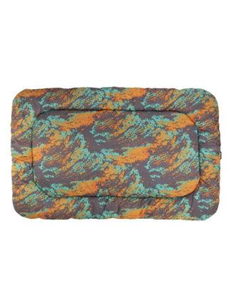 RUFFWEAR postelja orange reef