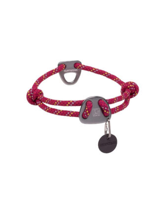 ruffwear knot a collar pink
