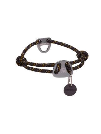 ruffwear knot a collar ovratnica črna
